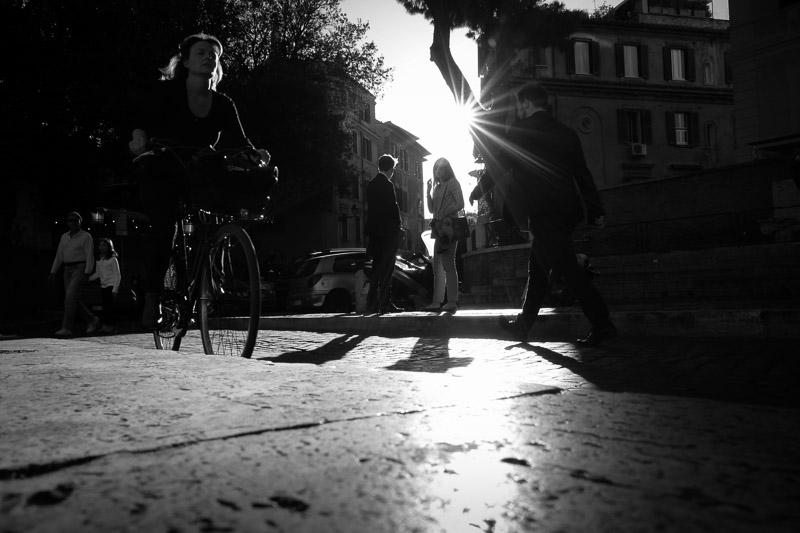A Roman evening f/16 ©Valerie Jardin