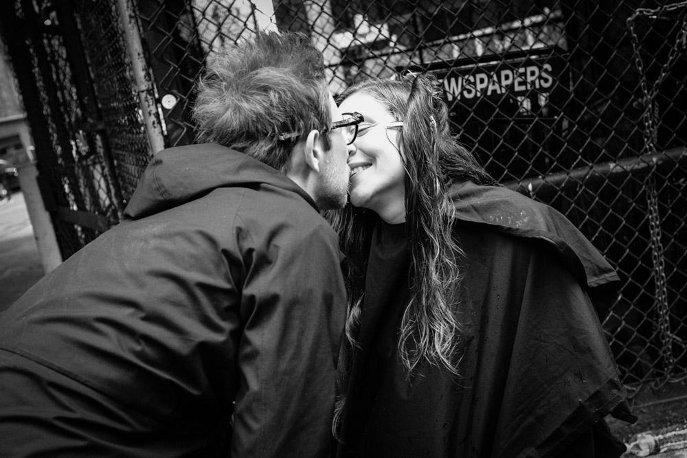 Terry and Eveylon ~ #DoSomethingForNothing NYC ©Valérie Jardin