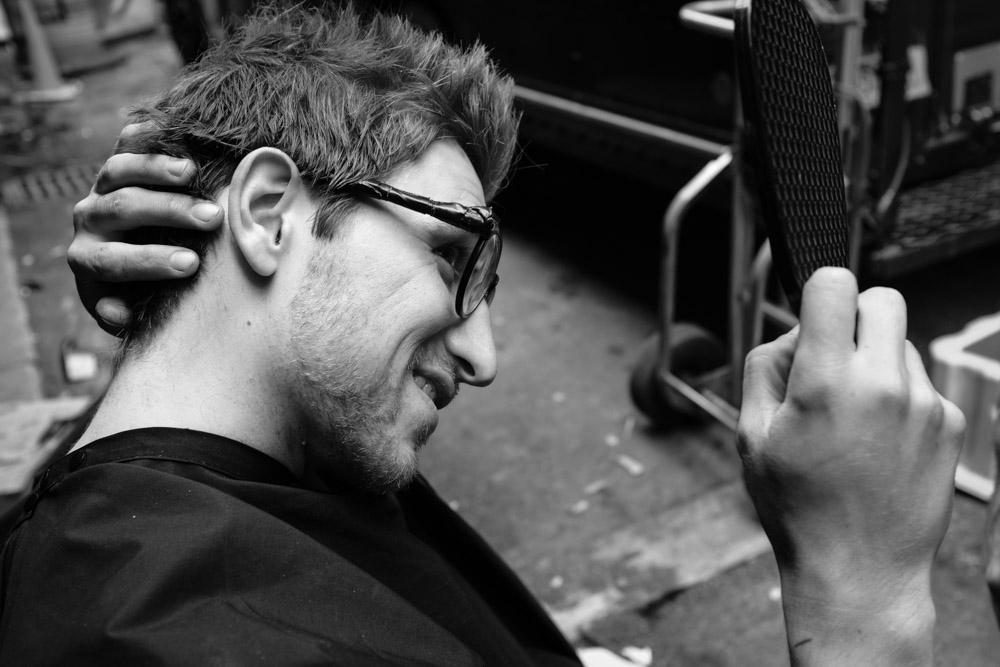 Terry ~ #DoSomethingForNothing NYC ©Valérie Jardin