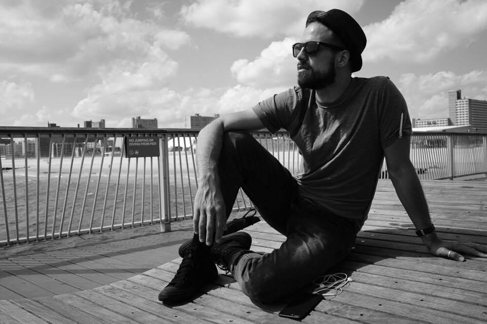 Josh at Coney Island ©Valérie Jardin