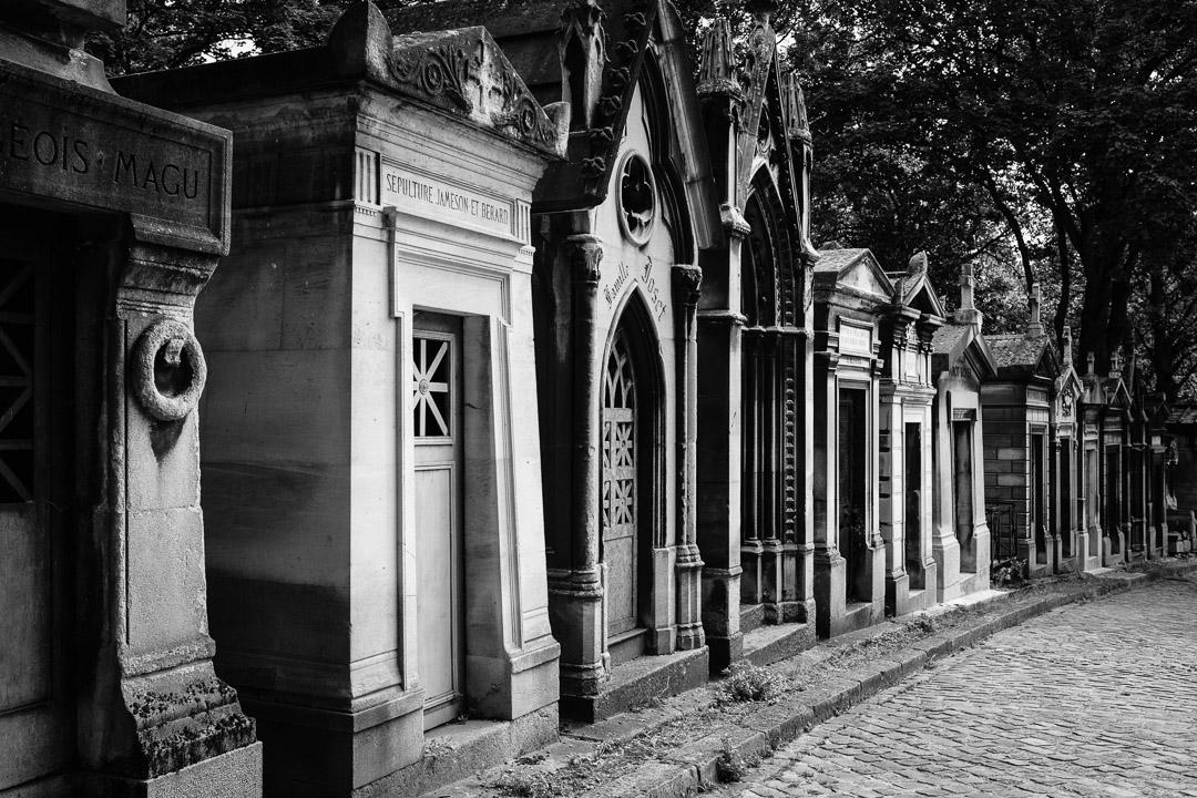 ©Valérie Jardin ~ Père Lachaise Cemetery, Paris