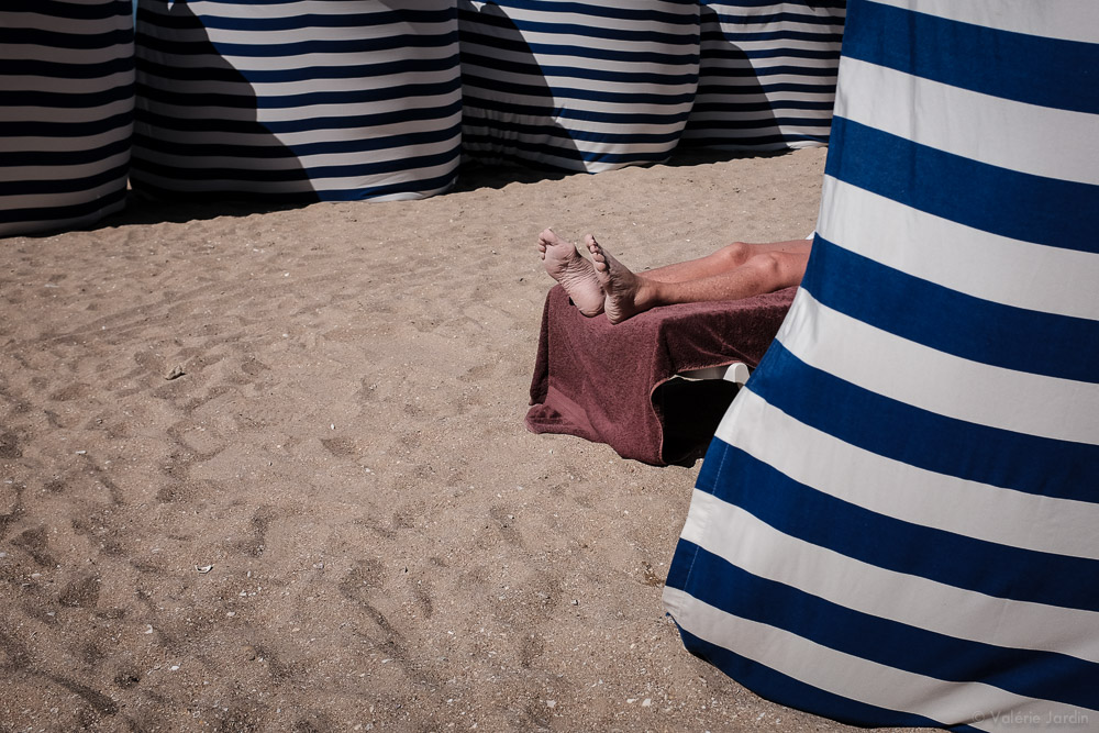 New photo challenge: SEASONS  Summer day at the beach ©Valérie Jardin