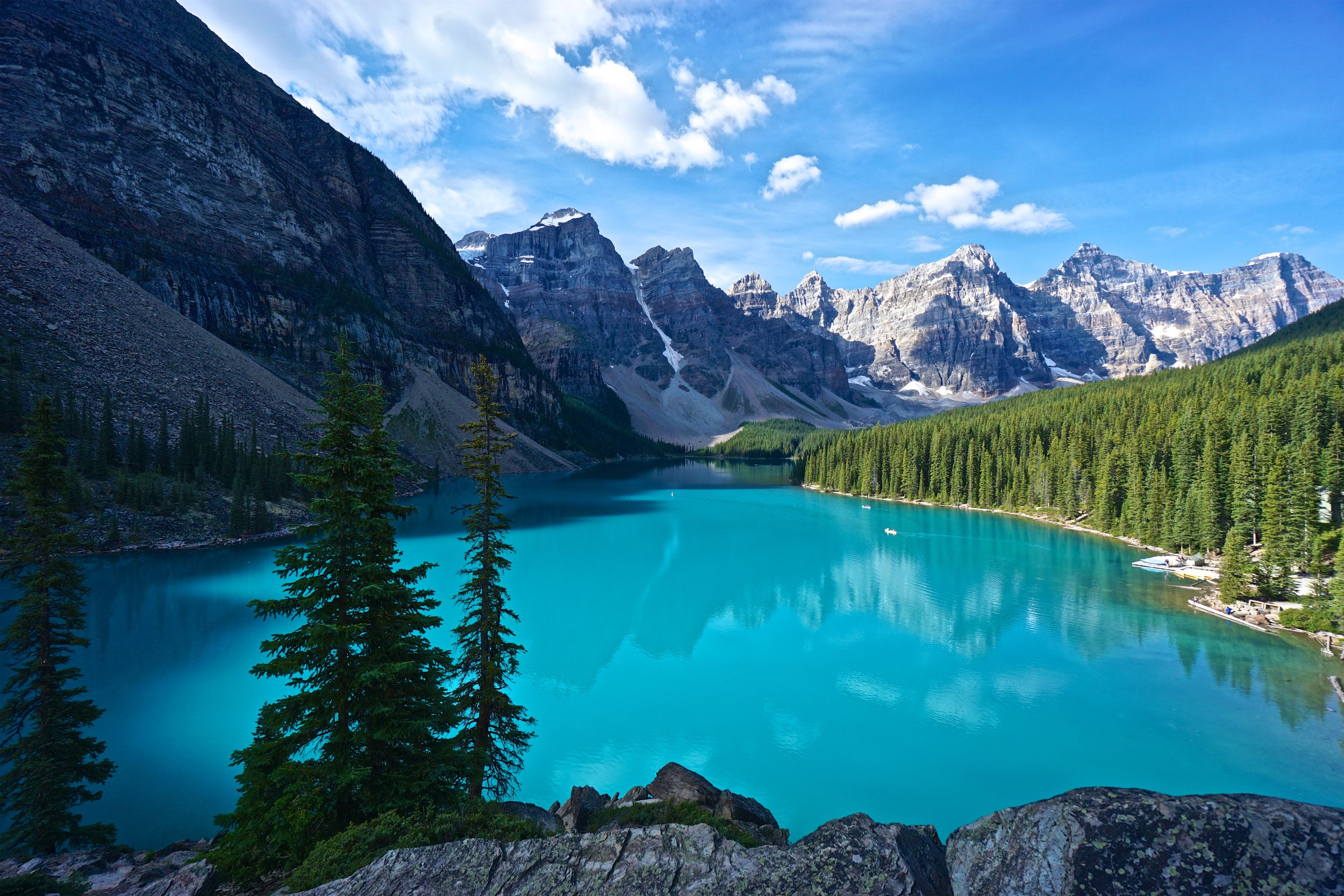 Moraine Lake - Banff National Park, Alberta - Sept 2016.jpg