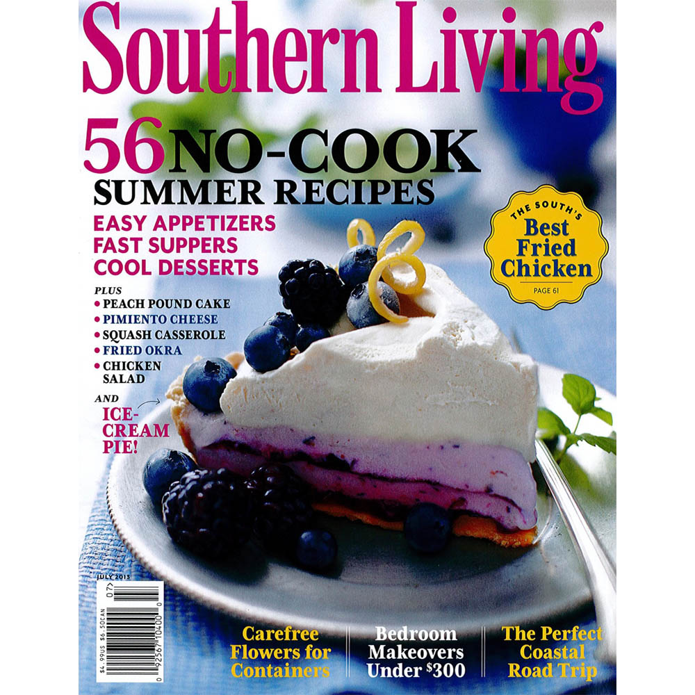Southern Living July 2013