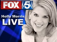 Fox 5 with Holly Morris