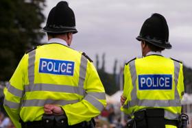 Police Charity Thief