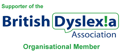 Organisational Member of the British Dyslexia Association