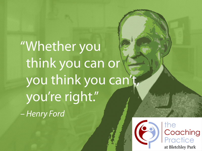 Henry Ford - Positive Thinking