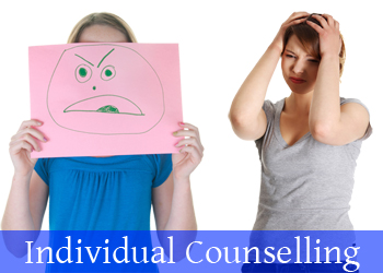 Individual Counselling from £45