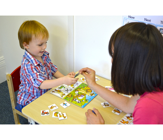 Our interventions can help provide new ways in communicating with your child