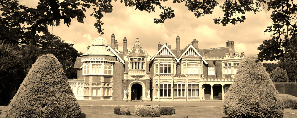 The Mansion   Bletchley Park