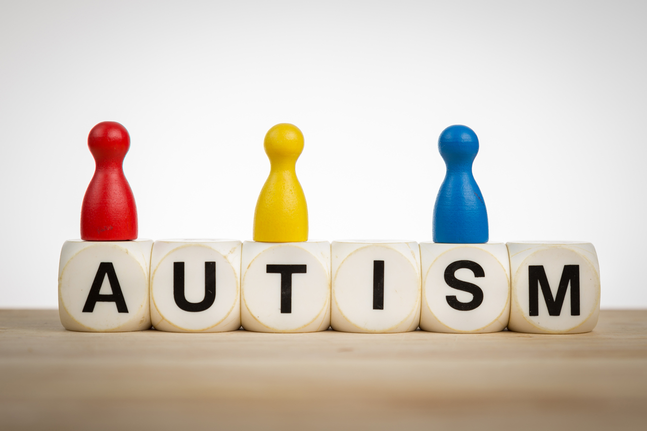 Autism in a child