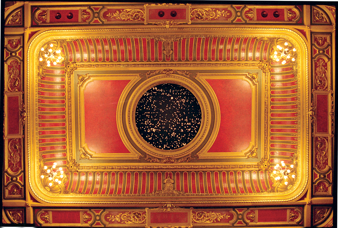 Hackney Empire  From a selection of interiors images made for marketing materials