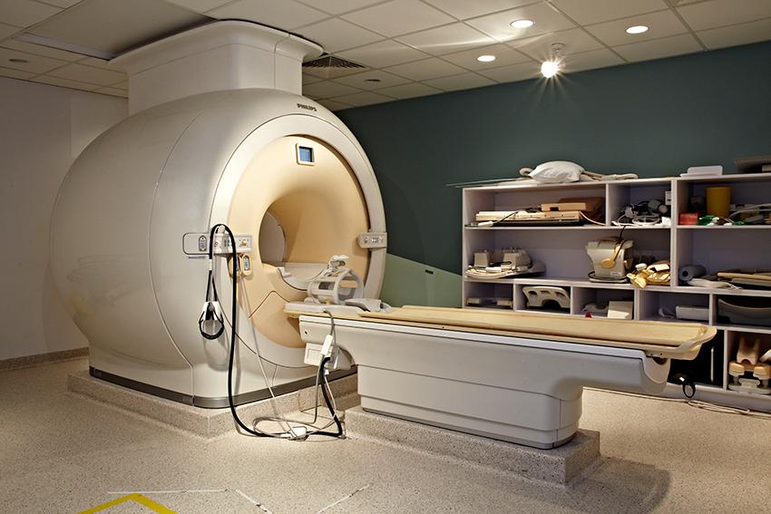 MRI Scanner  UCLH, Euston