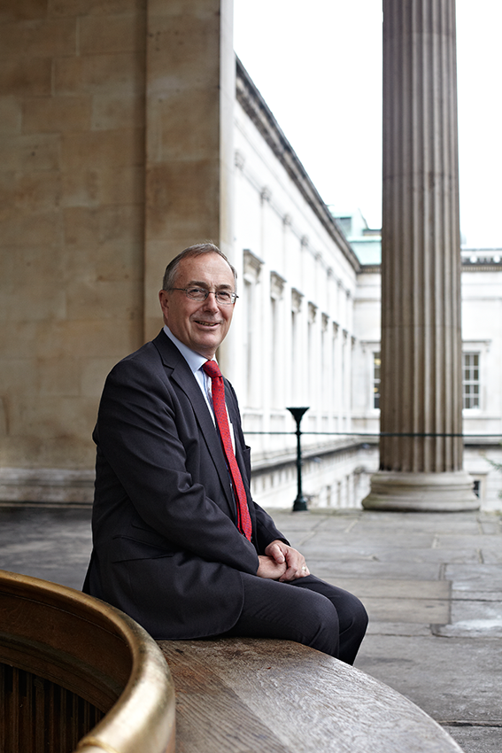 Professor Michael Arthur  UCL Provost and President