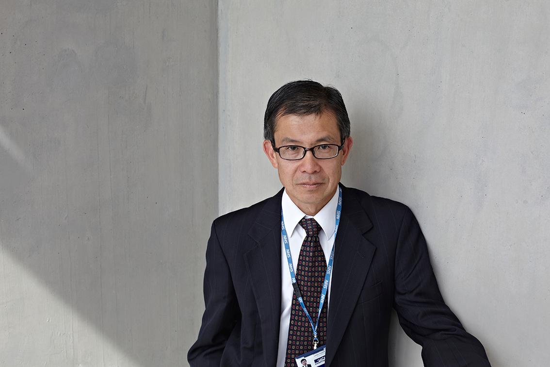 Professor Siow-Ming Lee   UCL Cancer Institute
