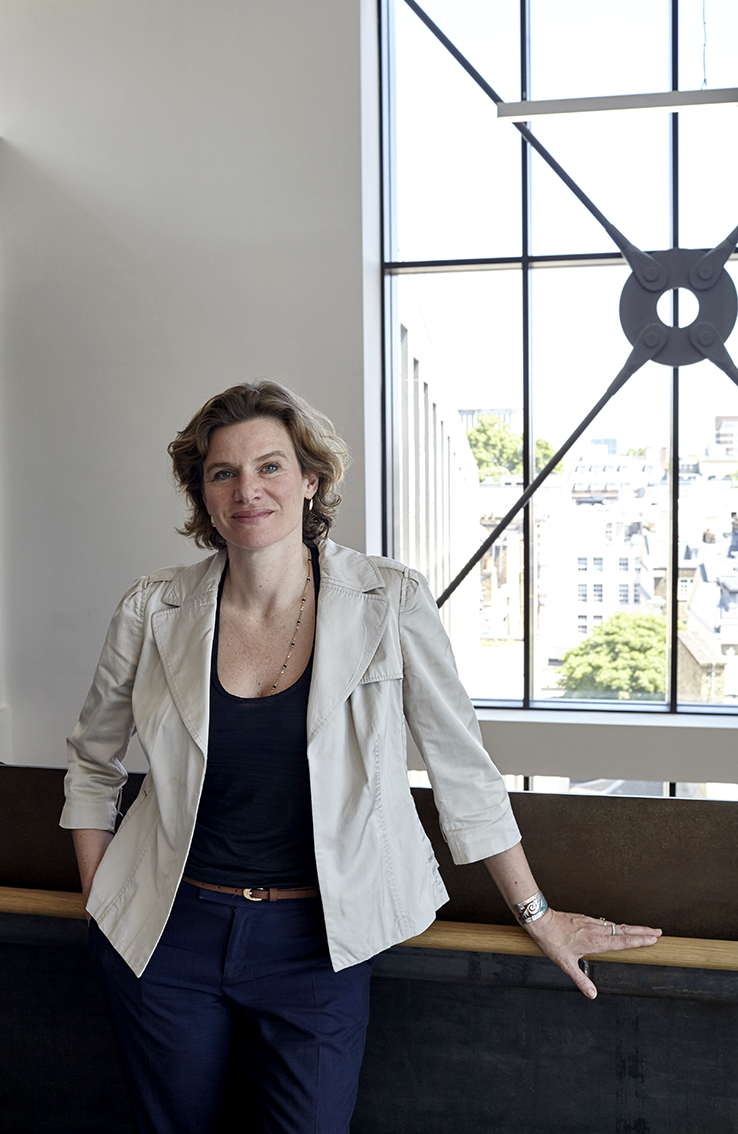 Marianna Mazzucato  Economist, and author of  The Entrepreneurial State: debunking public vs. private sector myths .