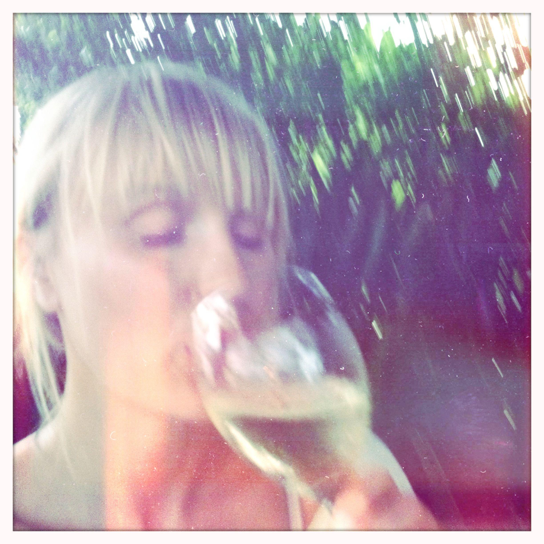 white wine citrus