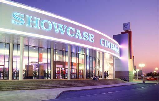 Set of Movie Passes to Showcase Cinemas