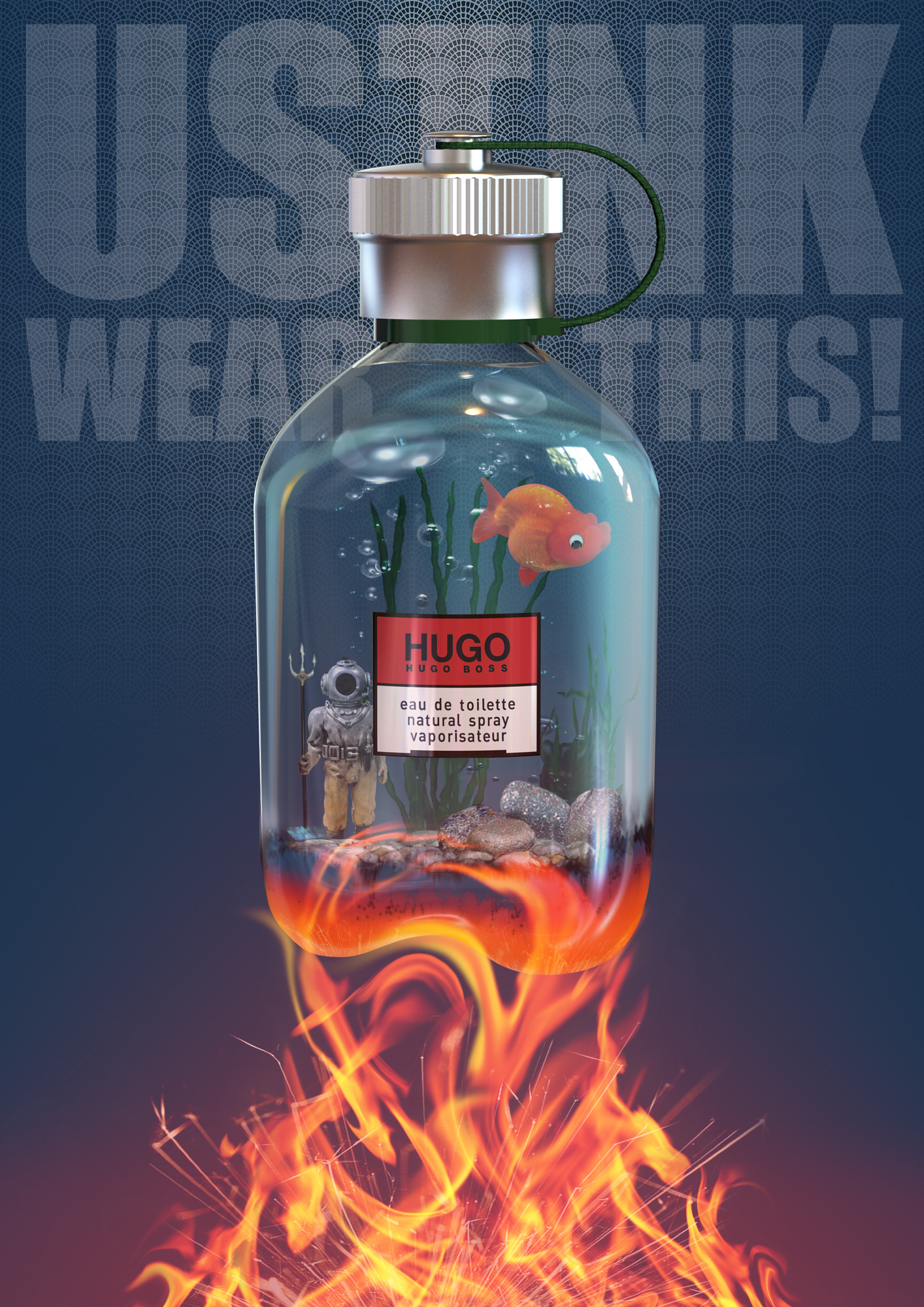 Hugo Boss Contest Idea