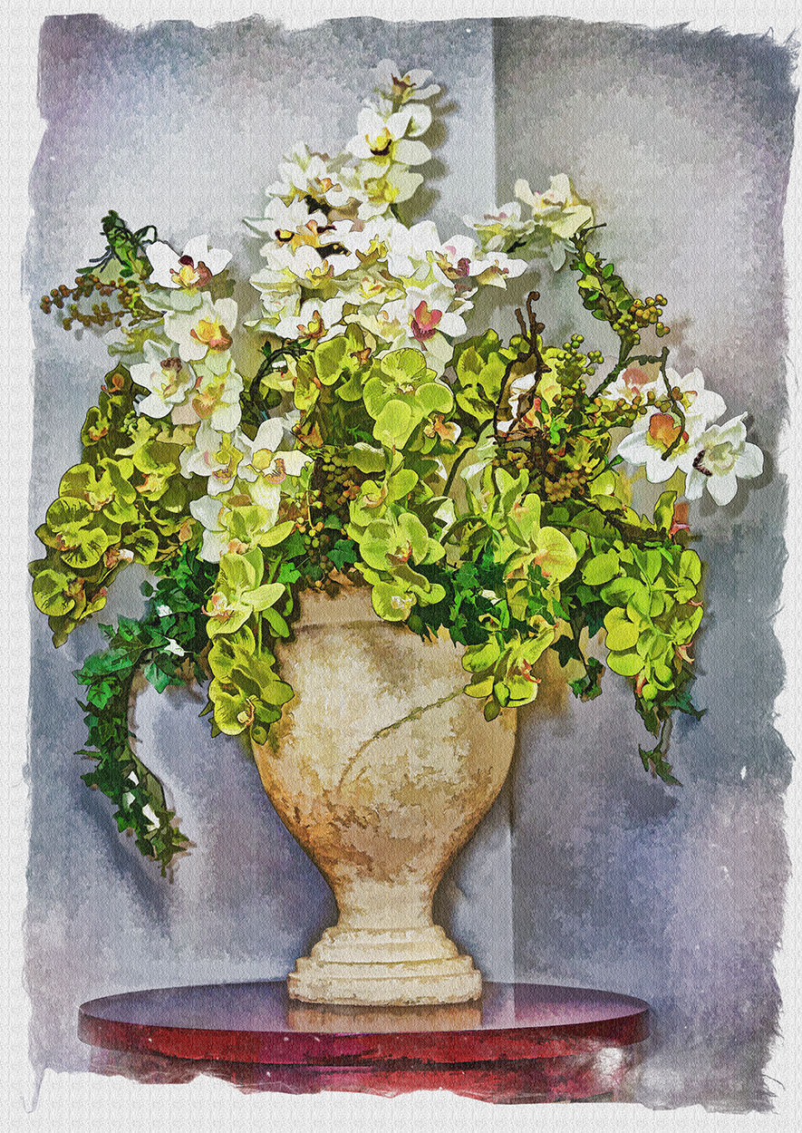 Fox Vase and Flowers XXX.jpg