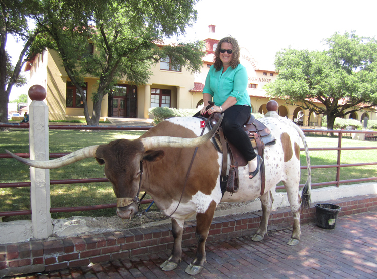 Fort Worth Stockyards texas