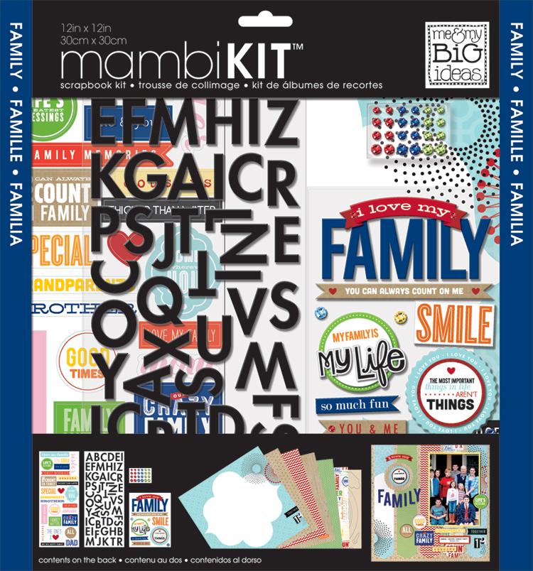 mambi Family kit SRK-138