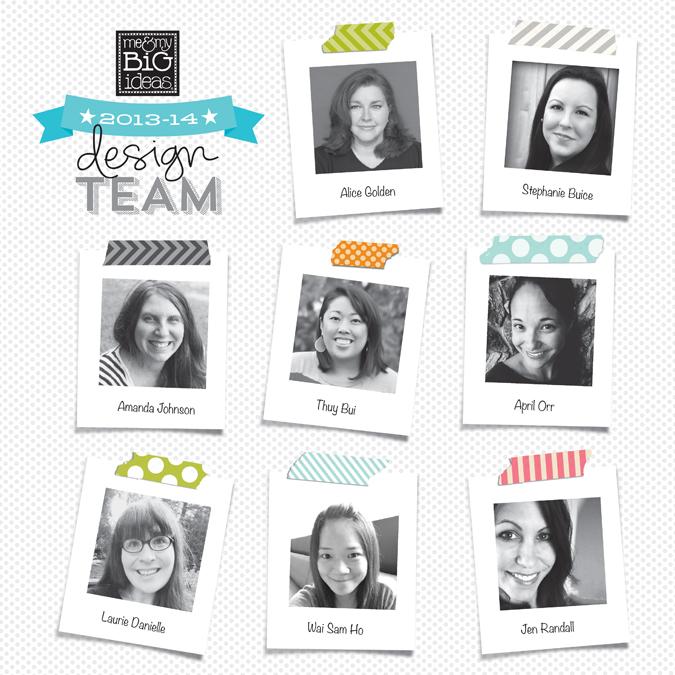 2013 - 2014 mambi design team.
