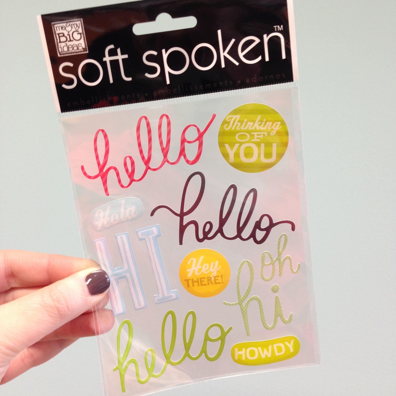 mambi:  Hello soft spoken.  me & my BIG ideas.  Perfect for photos!