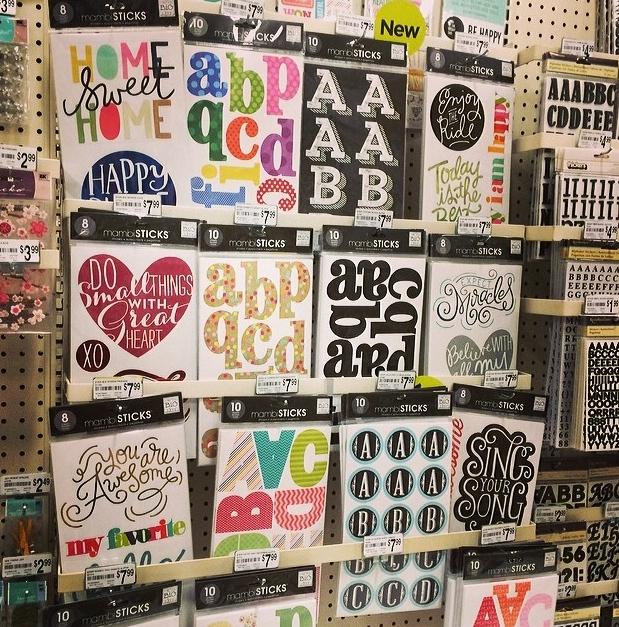 Jumbo mambi stickers.