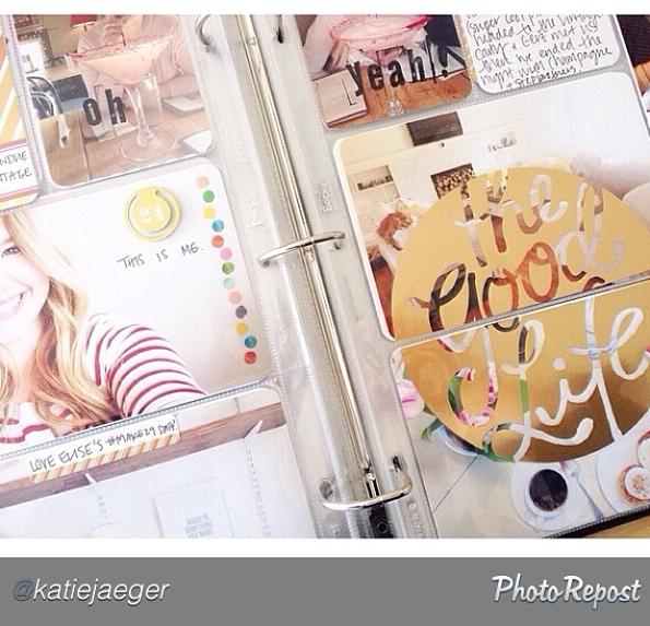 jumbo stickers - the good life on the mambi blog.