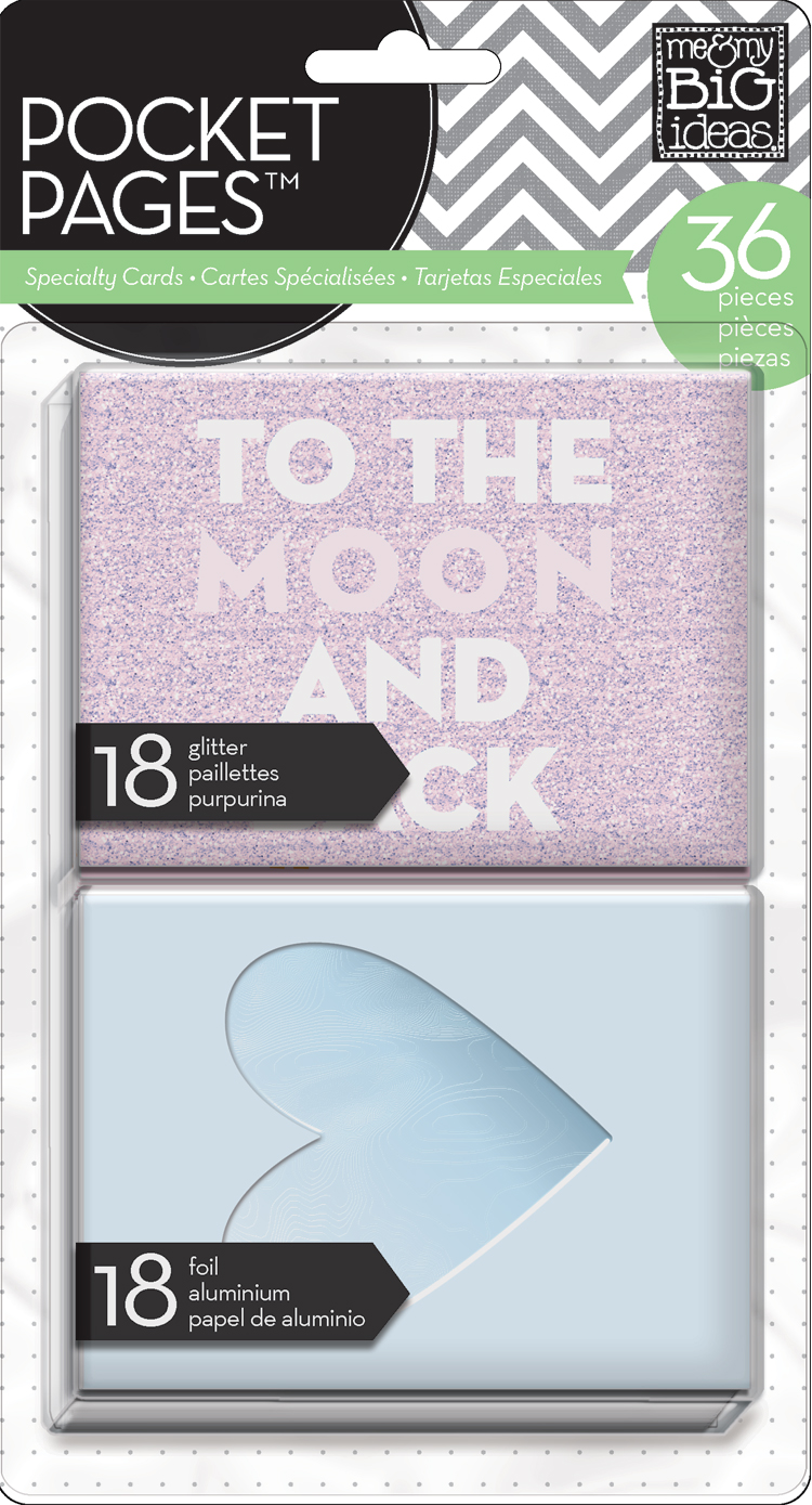 TPCX-06 mambi Baby Girl embellished foil & glitter cards for project life style scrapbooking.