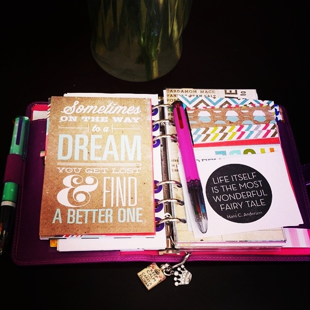 POCKET PAGES are perfect for filofaxing!