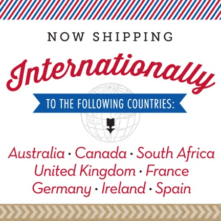 me & my BIG ideas (mambi) Now ships INTERNATIONAL!