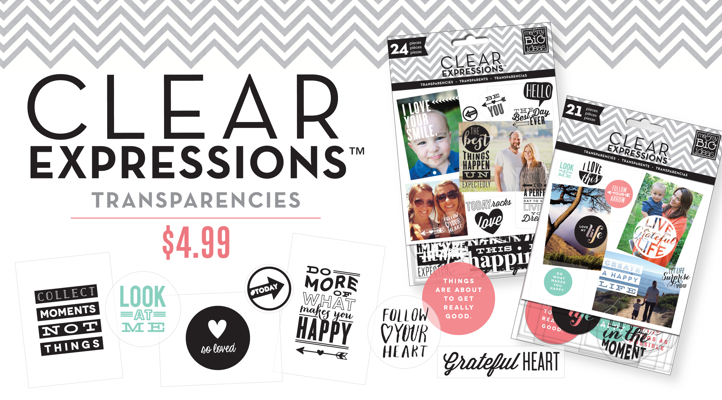 4th of July sale in the mambiSHOP this weekend!  Plus you get a FREE gold sticker pack with your order!  BRAND NEW clear expressions transparencies for crafting and scrapbooking!