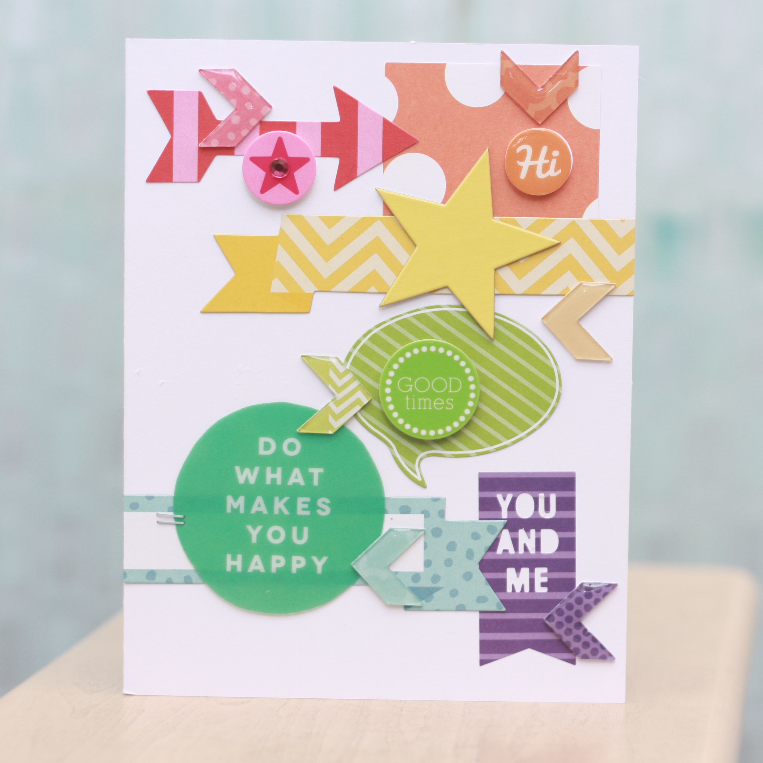 mambi & Epiphany Crafts team up for a great card combo.