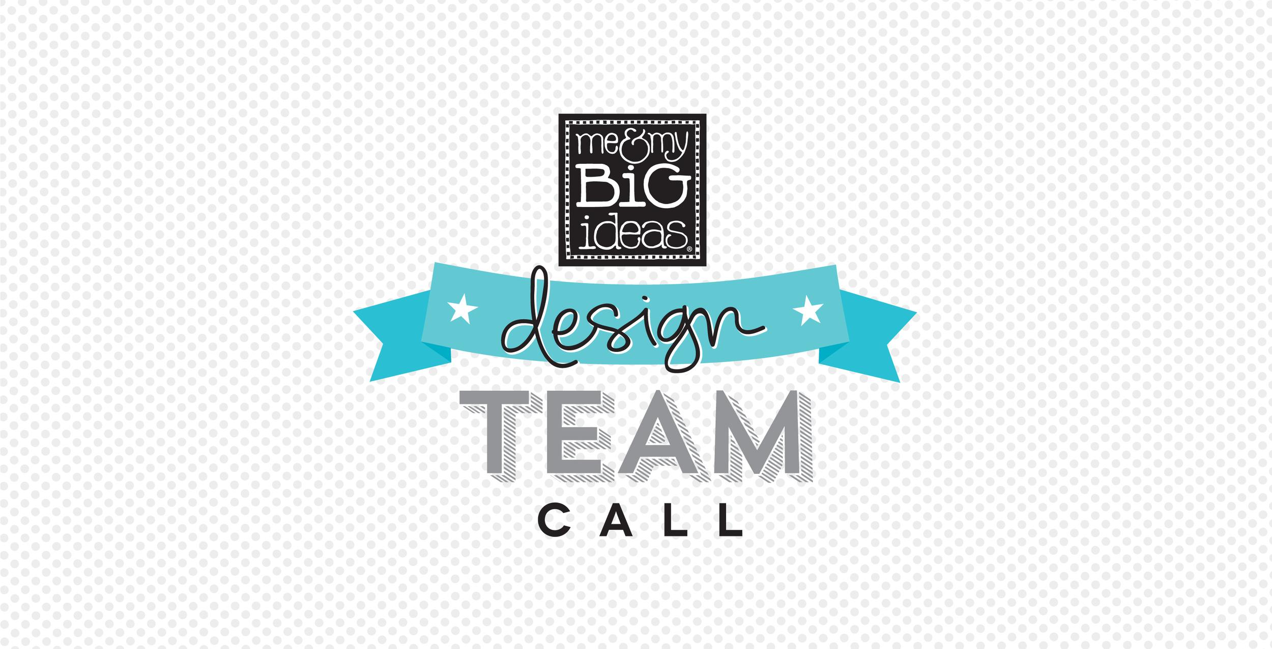 mambi 2014-2015 design team call.