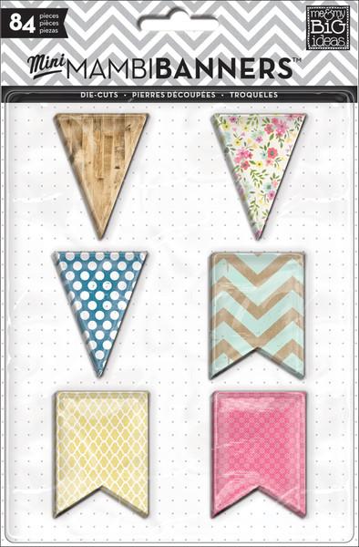 American Sweetheart mini banners by mambi.