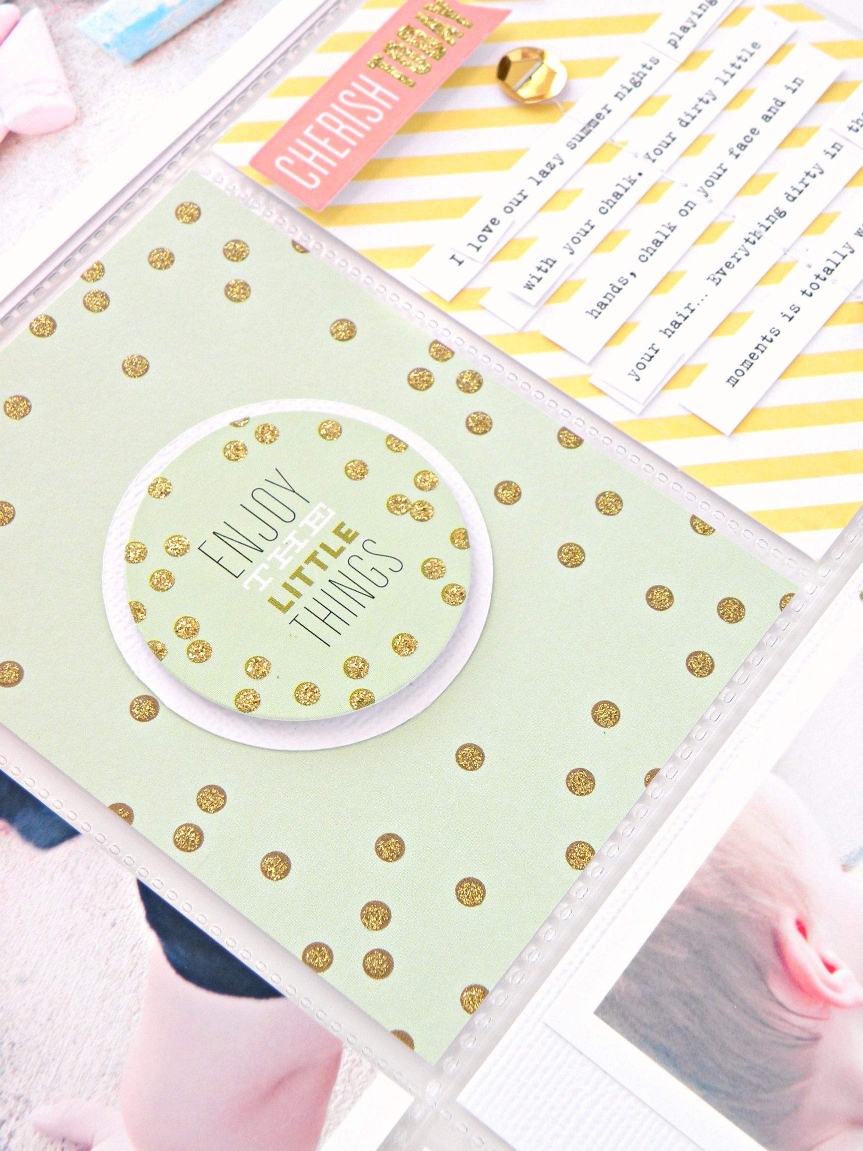 POCKET PAGE™ by Stephanie Buice | me & my BIG ideas
