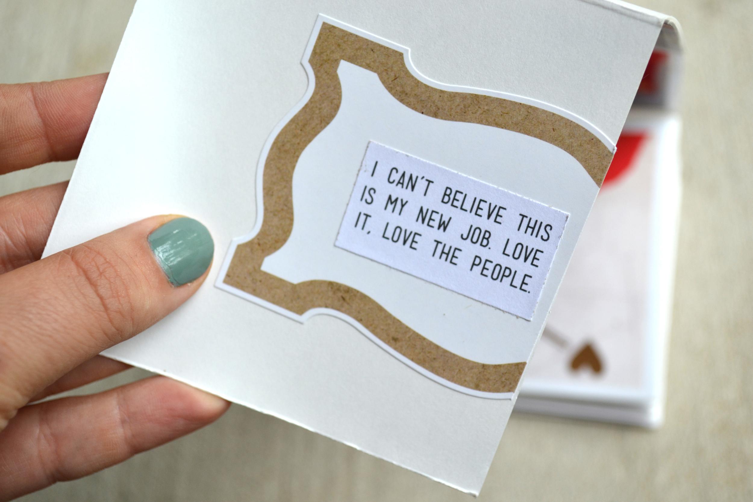 gold foil mambiSTICKS mini photobook | me & my BIG ideas