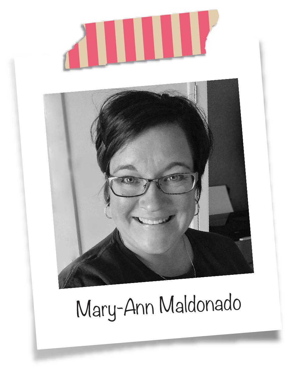 mambi Design Team member Mary-Ann Maldonado