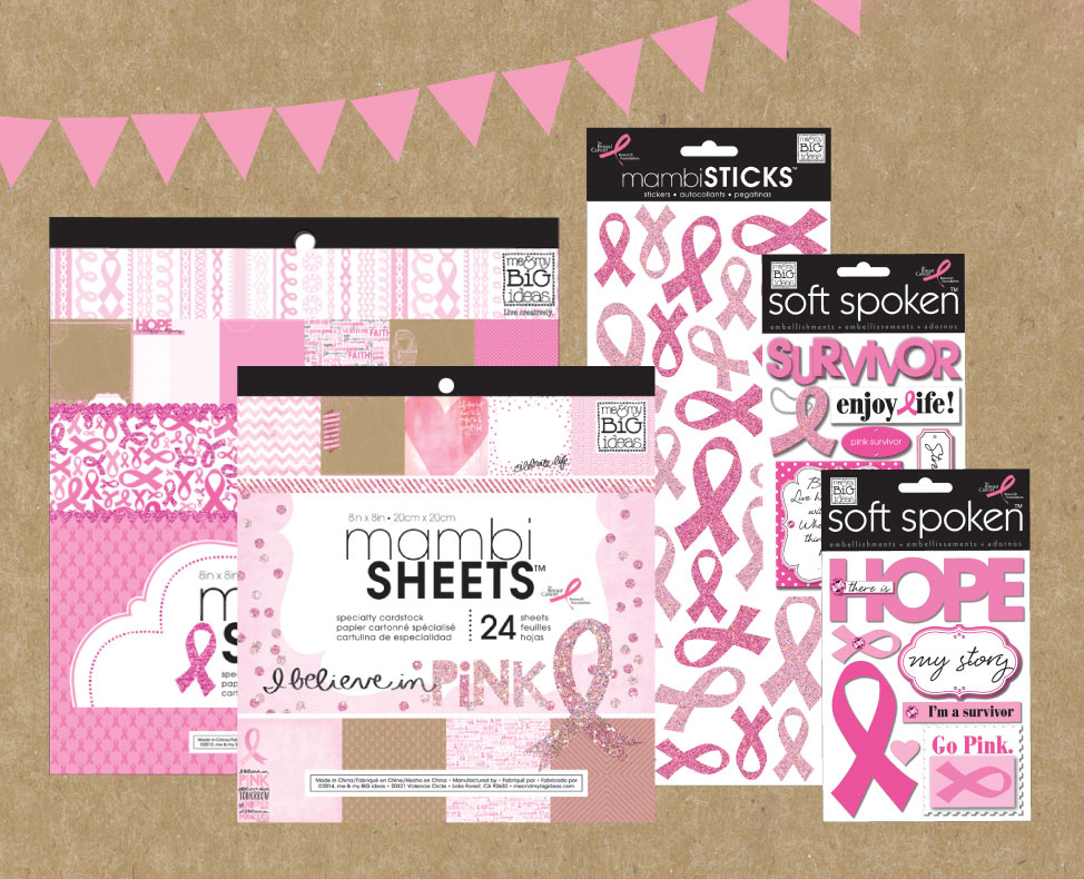 Breast Cancer Awareness | mambi GOES PINK | #mambicares | me & my BIG ideas