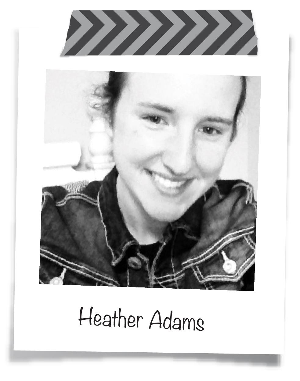 mambi Design Team member Heather Adams | me & my BIG ideas