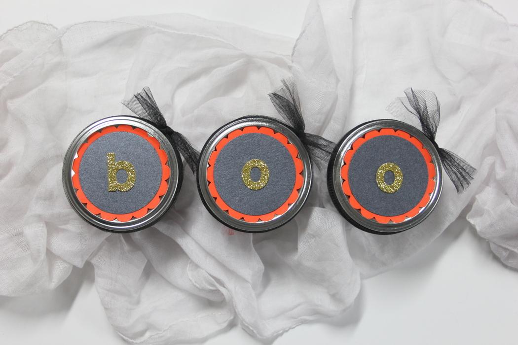 DIY Halloween Candy Jars gift by mambi Design Team member Candi Billman   me & my Big ideas