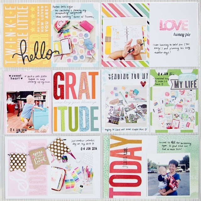 @happiescrappie using POCKET PAGES™
