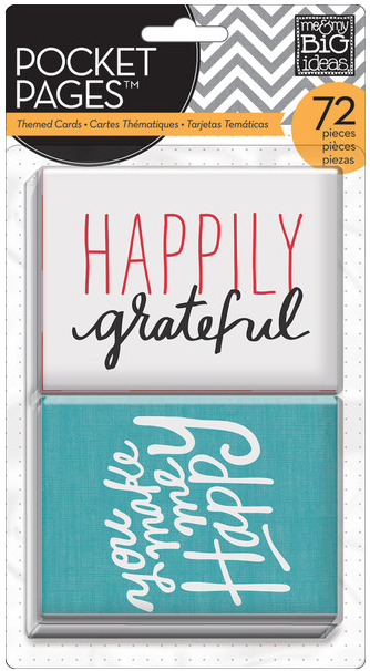 I Love Life POCKET PAGES™ pack | me & my BIG ideas