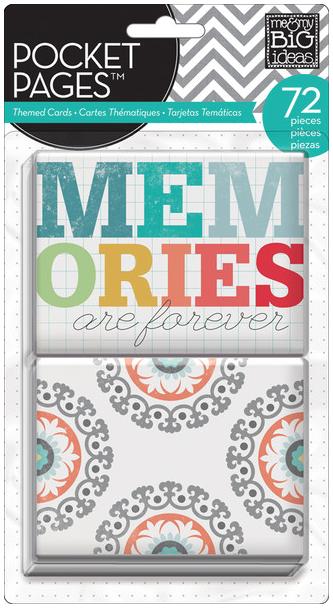 Memories POCKET PAGES™ | me & my BIG ideas