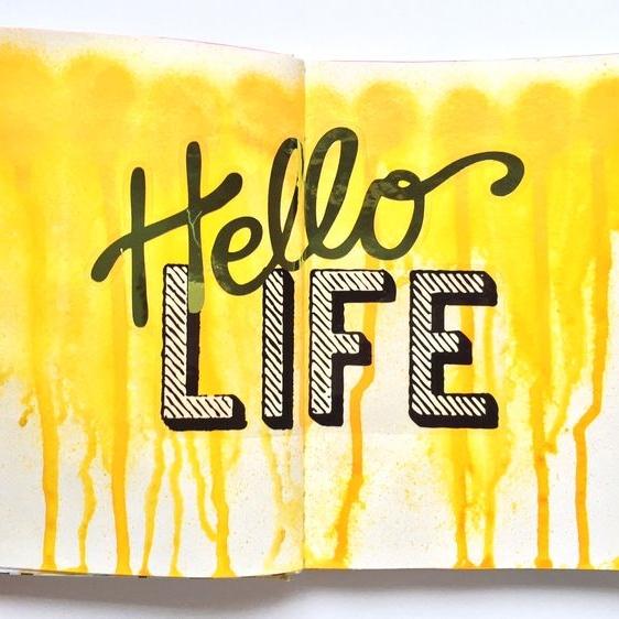 mambi blog GALLERY | art journaling