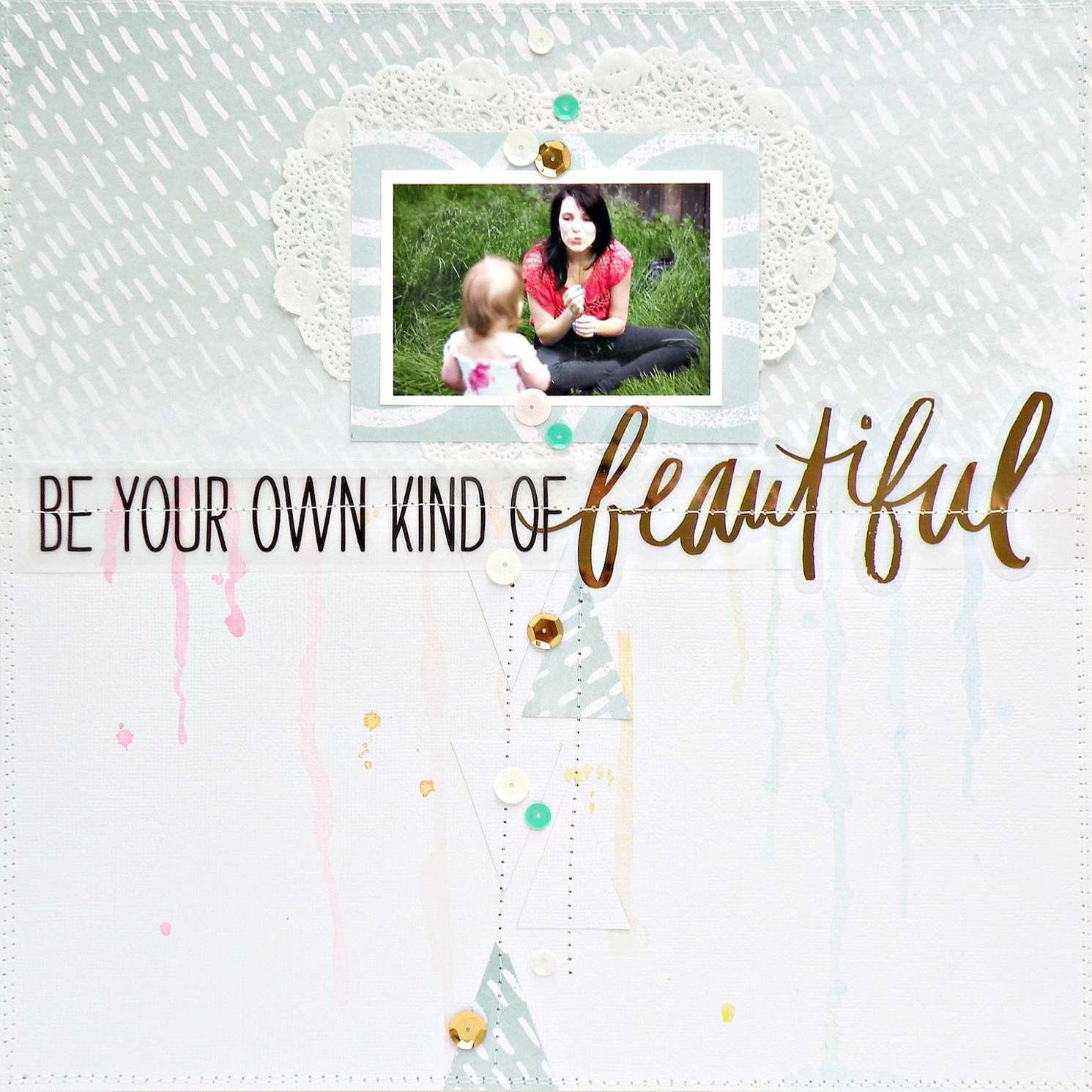 'Own Kind of Beautiful'made w/ jumbomambiSTICK