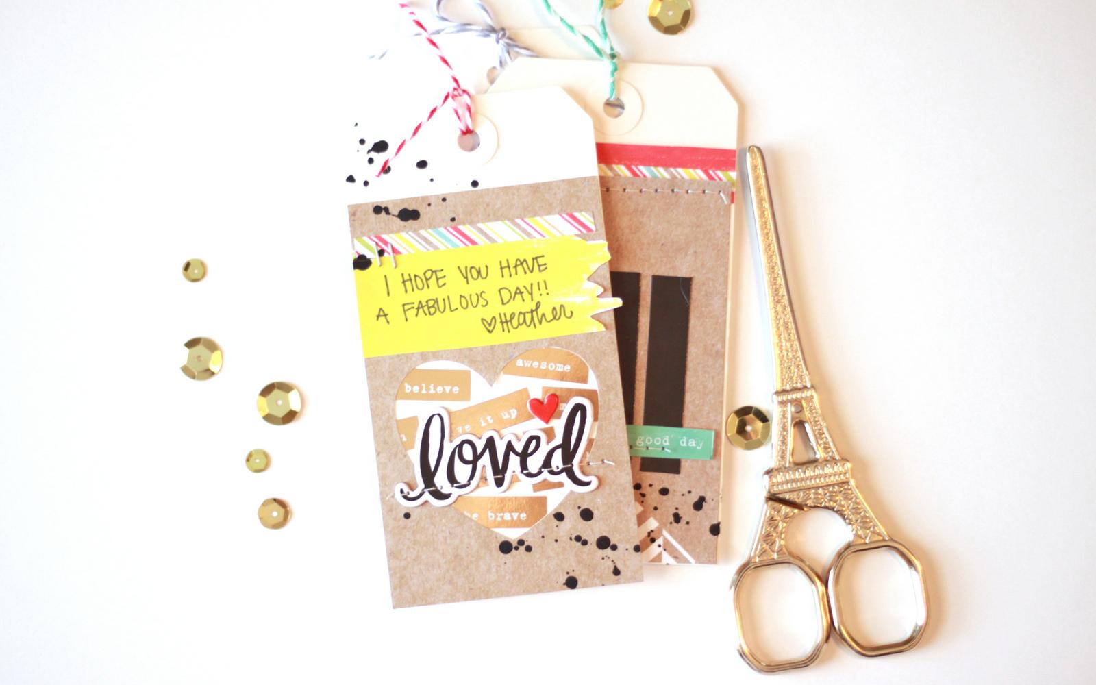 fun mambi tags by Design Team member Heather Adams | me & my BIG ideas